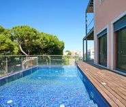 Vale do Lobo Margaridas  apartment with private lift and poll