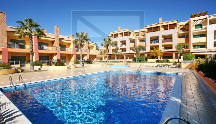 apartment vilamoura terrace