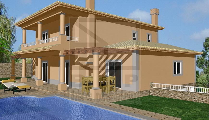 plot of land building quarteira algarve
