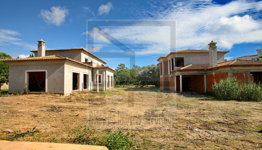 purchase houses under construction