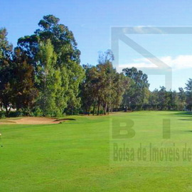 Building plot with 3.500 m2 in Penina golf The oldest golf course in Algarve