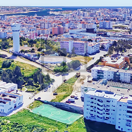 Residential Zone Plot Land Portimao
