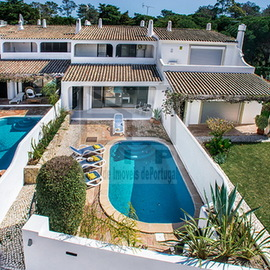 house v3 in vale do lobo with private pool and garden