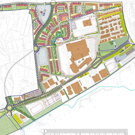 3 plots of land for construction in faro