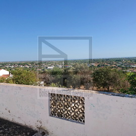 Vale Judeu Algarve land for construction good view