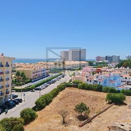 Sea view apartment Quarteira T1+1