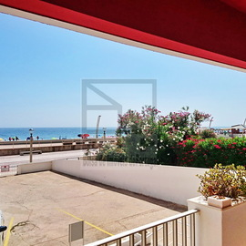 Quarteira sea view apartment