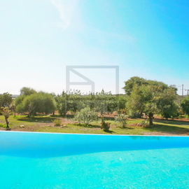 Property with two villas, completely secluded with lots of privacy near the city of Loule